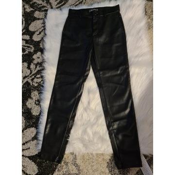 Spodnie skórzane Primark 34 nowe