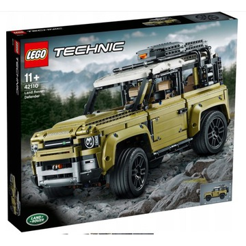 Lego Land Rover Technic Defender 42110 nowy