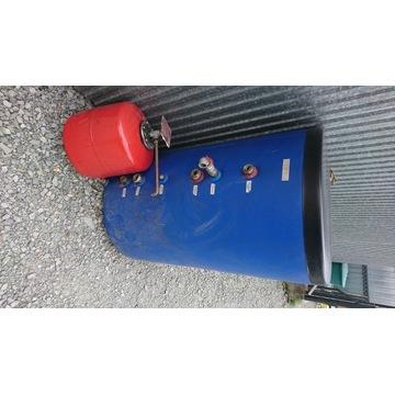 Zasobnik na wodę bojler 200l z grzałką elektryczną