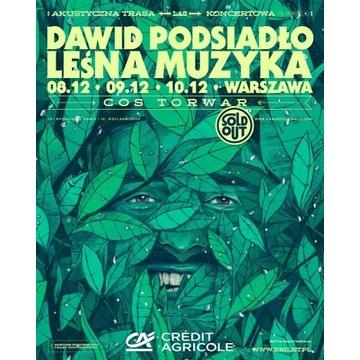 BILET na koncert DAWID PODSIADŁO - Warszawa 10.12