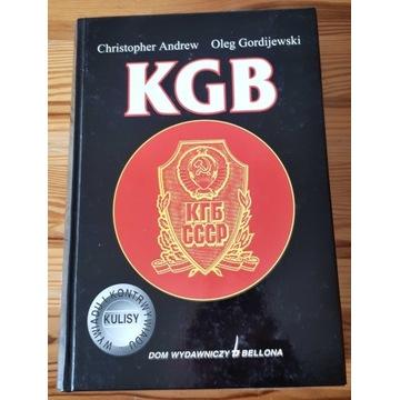 Christopher Andrew, Oleg Gordijewski: KGB