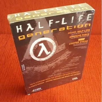 Half-Life: Generation BIG BOX - gra PC ANG FOLIA!