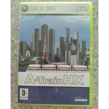 A-train hx xbox360 symulator pociągów