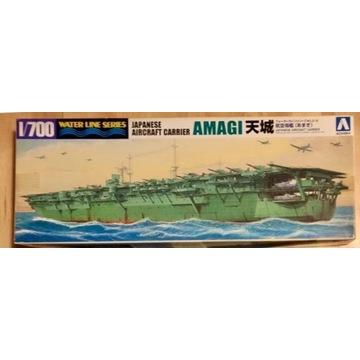 Okręt 1/700 lotniskowiec AMAGI
