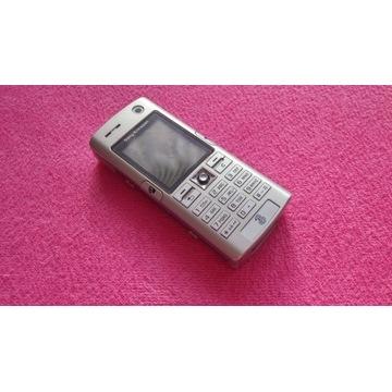 Sony Ericsson K608i sprawny na zagraniczna siec