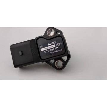 Czujnik ciśnienia doładowania Map Sensor Bosch VW