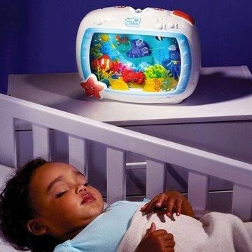 Baby einstein pozytywka morski świat żółwika