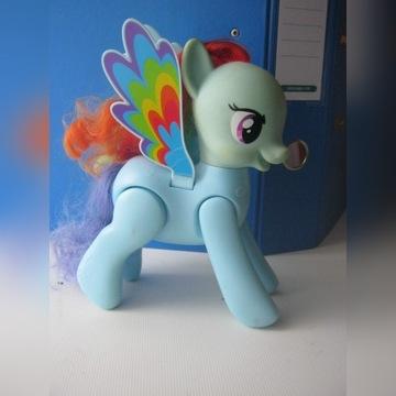 Skacząca Rainbow Dash. My Little Pony. Hasbro