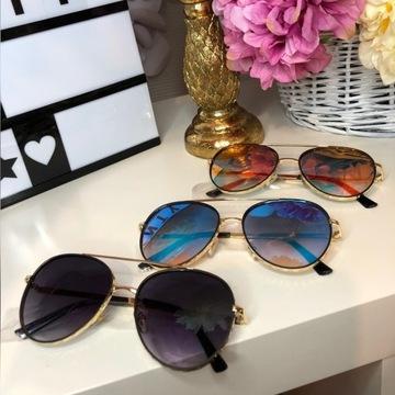 Okulary przeciwsłoneczne UV400