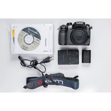 Aparat Panasonic Lumix gh4 body