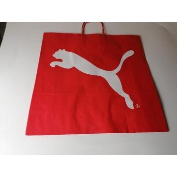 Torby papierowe 45x45 cm z logo Puma