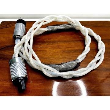 Kabel Zasilający Splot Kimber AC Audio Przewód