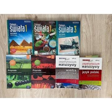 Podręczniki do liceum/technikum/repetytorium