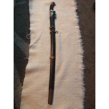 Miecz szpada rosyjska oryginał z bagnetem 1934