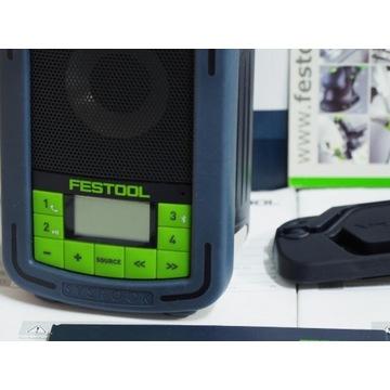 FESTOOL BR 10 radio SYSROCK 18V-14,4V-12V bez aku