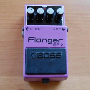 Flanger BOSS BF-2 klasyk efekt gitarowy