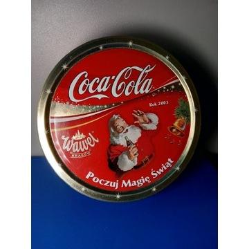 Puszka na ciastka  Coca-cola
