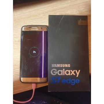 Samsung Galaxy s7 Edge, rozbity