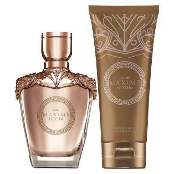 Zestaw kosmetyków Maxime Icon dla Niego Avon