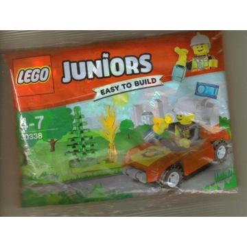 LEGO Juniors 30338 Samochód strażacki