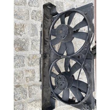 Wentylator klimatyzacji mercedes