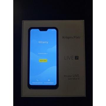Smartfon Kruger&Matz Live 7 [4/64GB] + akcesoria!