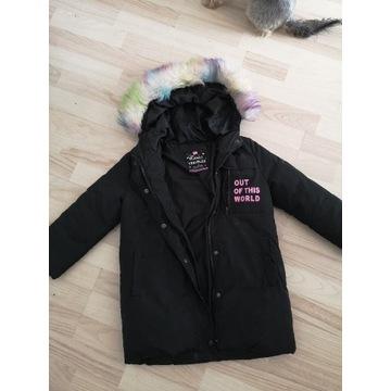Kurtka zimowa płaszcz 116