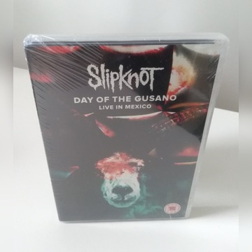 Slipknot Day Of The Gusano DVD