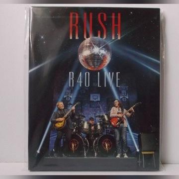 RUSH-R40 LIVE