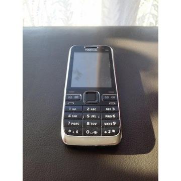 Telefon Nokia E52 Czarny bez sim