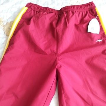 Spodnie męskie ATHLETIC WORKS XL lampasy