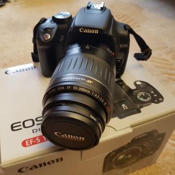 Aparat Canon Eos 350D