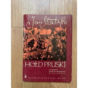 Pocztówki - Hołd Pruski