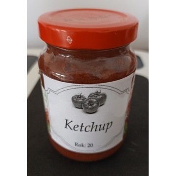 #lokalnesmaki ketchup domowy