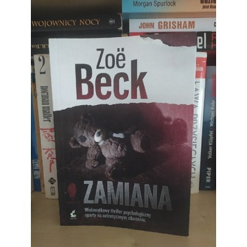 """Zoe Beck """" Zamiana """""""