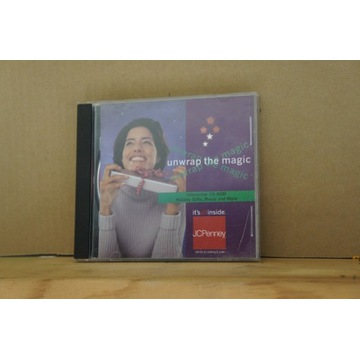 cd517. VARIOUS UNWRAP THE MAGIC HOLIDAY 2000 INTER
