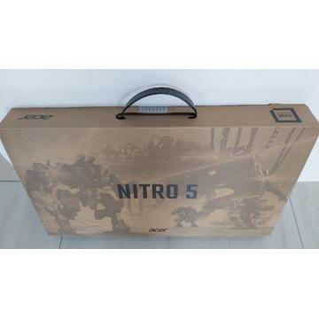 Acer nitro 5 nowy AN515-55-50GP