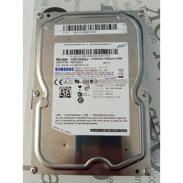 Dysk Twardy Samsung 1TB (1000GB) HDD SATA II 3.5