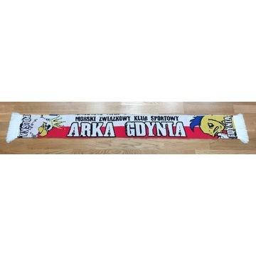 Szal szalik Arka Gdynia Patriotyczny Polska
