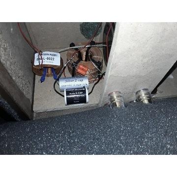 Kondensatory Rike Audio s1 0.220uf Para