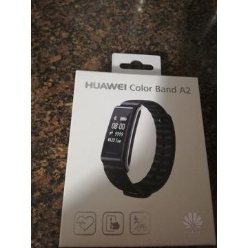 Opaska wielofunkcyjna Huawei Color Band A2