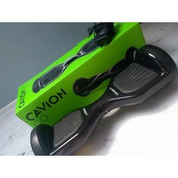 Deska elektryczna firmy Cavion Go.