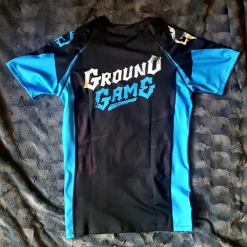 Ground Game rashguard ATHLETIC rozmiar S