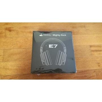 Słuchawki BT z aktywną redukcją szumów, Meidong E7