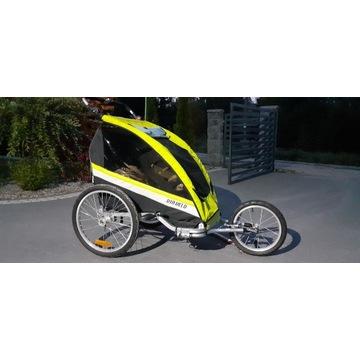 ViaVelo przyczepka rowerowa Jogger