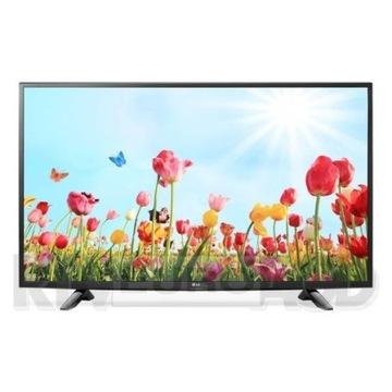 """Telewizor LCD LG 49UH603 49"""" uszkodzony, czesci"""