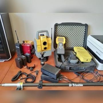 """Tachimetr Trimble 5602 DR200+ Robotic 2"""" sekundowy"""