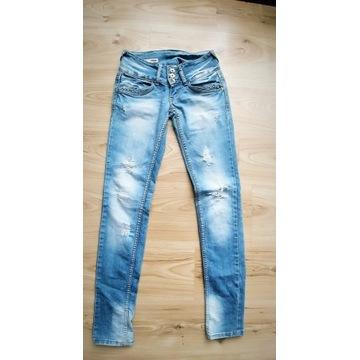 Spodnie denim xs s