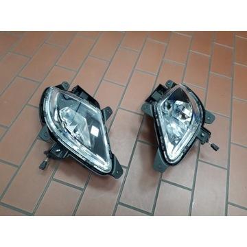 Hyundai ix20 10-15 halogeny lewy + prawy p/mgłowe