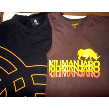2 t-shirty Kilimanjaro Fenchurch rozm. M